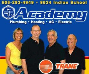 Academy Plumbing Guarantee