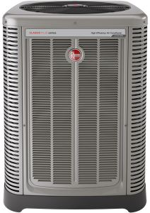 Rheem Air Conditioning Unit - HVAC Classic Plus AC