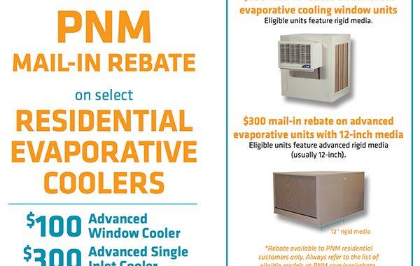 Cool PNM Rebates
