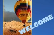 Welcome Balloonists