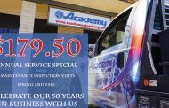 Annual Service Special